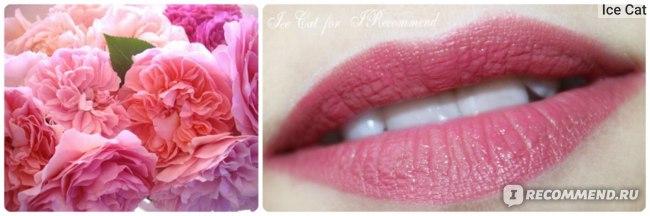 Жидкая губная помада Ciel Parfum матовая matt lip cream velvet фото