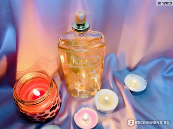 Elizabeth Arden Green Tea Nectarine Blossom - отзыв