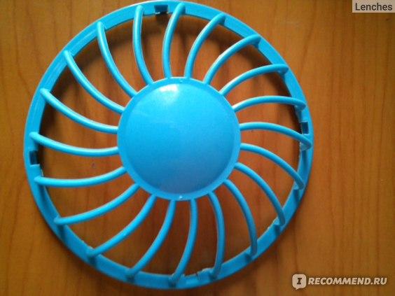 Вентилятор Fix Price Большой фото