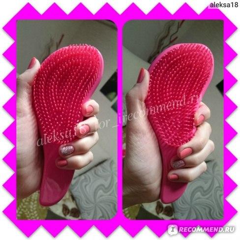 Расческа Aliexpress Detangling Brush Detangler Hair Brush GIC-HB501 фото