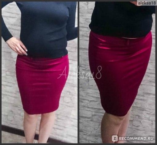 Юбка AliExpress Fashion HM style Candy фото