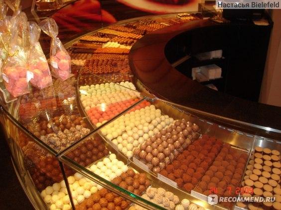 ну и шоколада Швейцарского напоследок :)