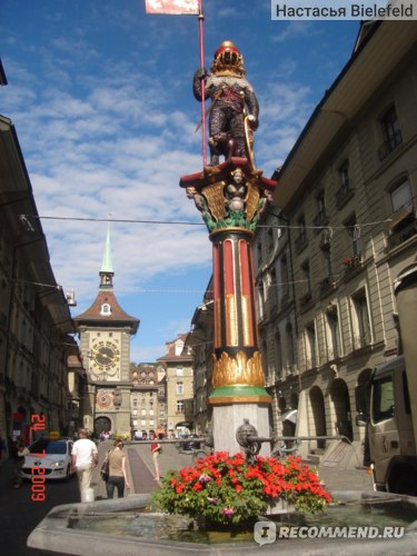 фонтан Церингер