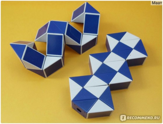 Пример трехмерной и трехмерной фигуры