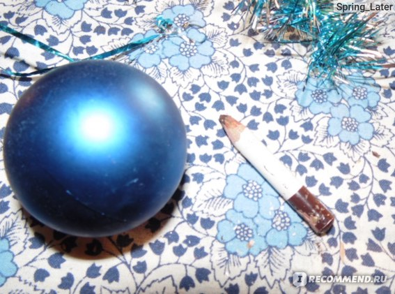 Карандаш для бровей Flormar  фото