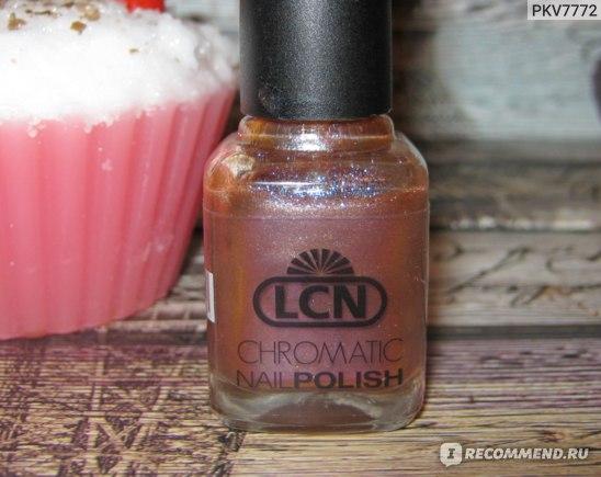 Лак для ногтей LCN Chromatic - Зима 2014  фото