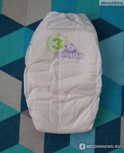 Подгузники Panda  фото