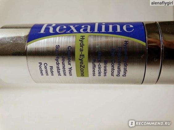 Крем для век Rexaline Rexaline Hydra-EyeZone Hyper-Hydrating Anti-Wrinkle Smoothing Eye  фото
