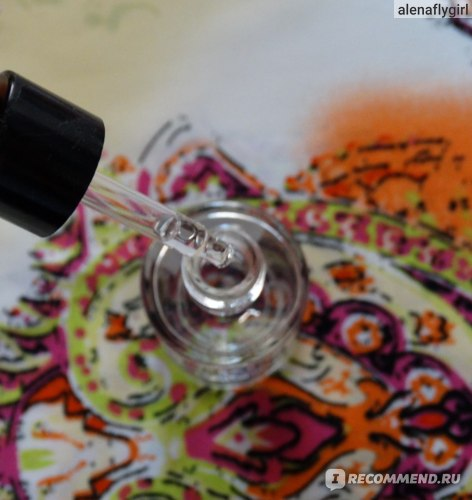 Сушка для лака Sephora express drying oil фото