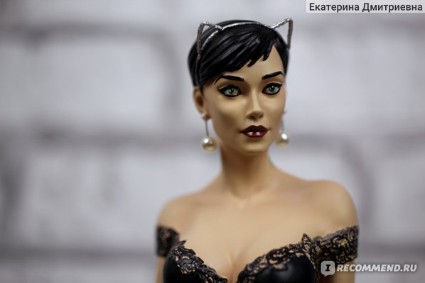 Фигурка DC Direct Cover Girls of the DC Universe Catwoman Limited Edition Statue (Joelle Jones) фото