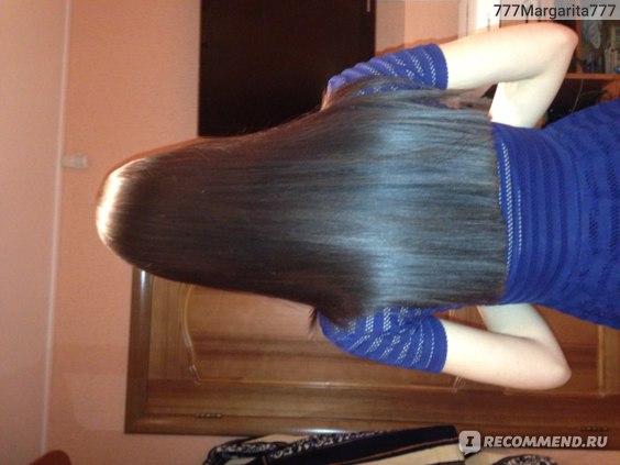 Сразу после, волосы смотрятся великолепно)))