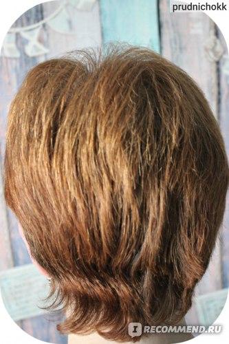 состояние волос перед окрашиванием