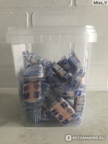 Таблетки для посудомоечной машины Лента 7 в 1 фото