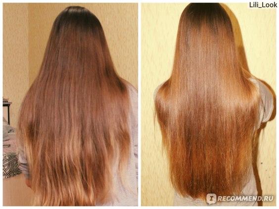 """Спрей для волос Белита-Витэкс Биомолекулярный восстановитель """"Живой волос"""" для выравнивания кутикулы волос фото"""