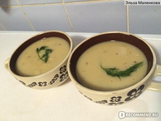 Крем-суп Gallina Blanca Грибной по-итальянски фото