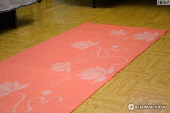 Коврик для йоги Stingray  фото