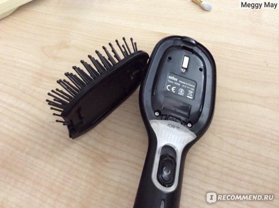 Щетка для волос Braun Satin Hair с функцией ионизации фото