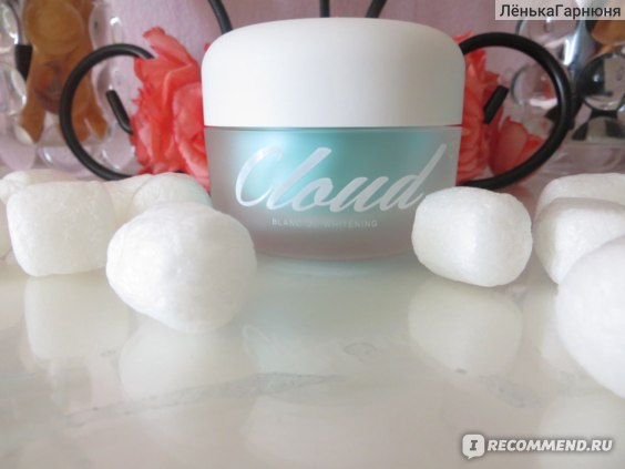Крем для лица Cloud 9 Cloud 9 Blanc de White Cream Dark Spot, Melasma Lightening Cream фото