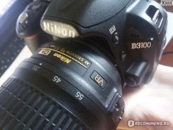 Nikon D3100 Kit фото