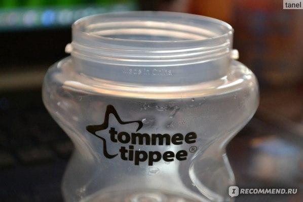 Бутылочка для кормления Tommee Tippee  фото