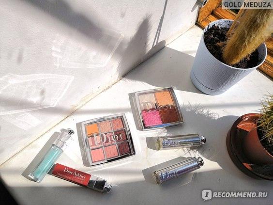 Палетка теней для век Dior Backstage Eye Palette фото