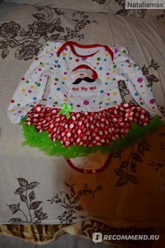 Комплект Aliexpress 2014 autumn christmas clothes floral newborn baby romper with tutu dress +head band+shoes+leggings 4pcs/set baby clothing set фото