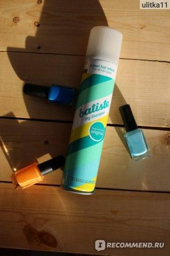 Сухой шампунь Batiste original фото