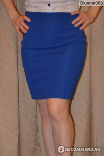 Юбка AliExpress  Fashion Womens Ladies Slim fit High Waist Bodycon Mini Work Office Skirt фото