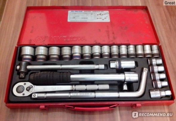 Инструмент для ремонта King Tony Набор 4033MR  фото