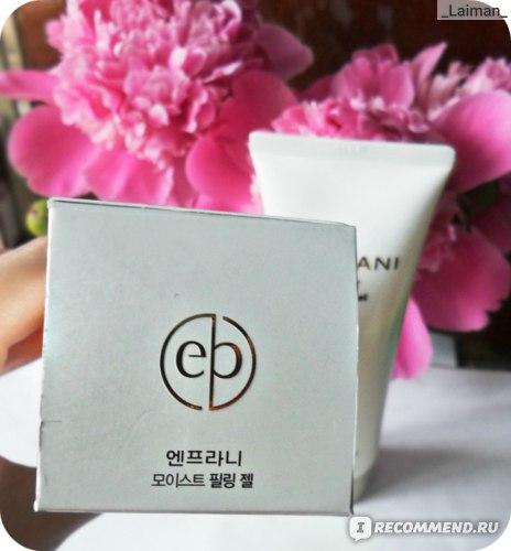 Пилинг-гель для лица Enprani Moist Peeling Gel фото