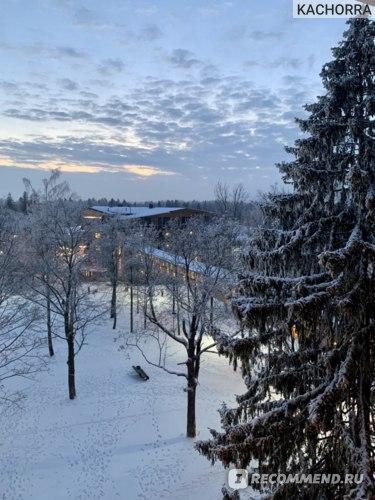 Русские Сезоны Парк Отель Пересвет 4*, Россия, Подмосковье фото