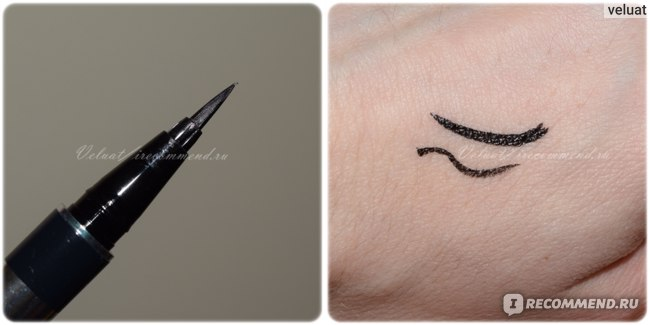 Physician's Formula Eye Booster 2-in-1 Lash Boosting Eyeliner + Serum свотч