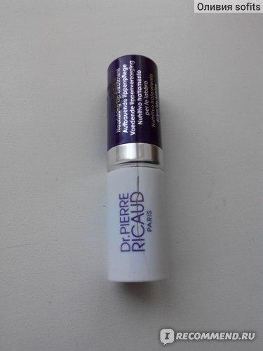 Бальзам для губ Dr.Pierre Ricaud Бесцветный питательный фото