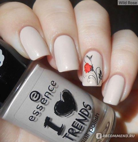 Лак для ногтей Essence I Love Trends The Nudes фото