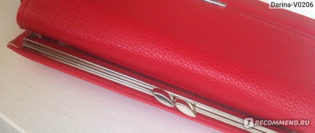 Кошелек Aliexpress Women's Wallet Genuine Solid Leather Wallet Fashion Women Pures Gift For Women K21 High Quality фото