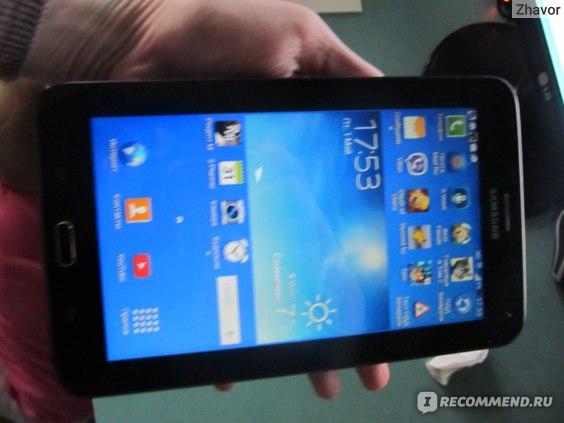 Планшет Samsung Galaxy Tab 3 Lite 7.0 SM-T111 8Gb 3G фото
