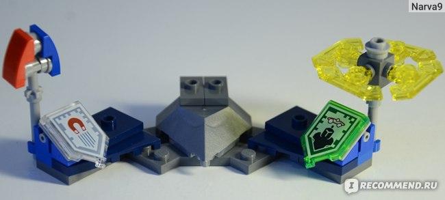 Lego Нексо Найтс Абсолютная сила Аксель | Nexo Knights Ultimate Axl | 70336 фото