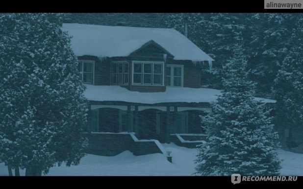 Сторожка / Избушка / The Lodge (2019, фильм) фото