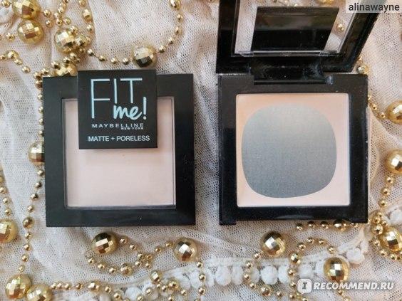Maybelline New York Fit Me! Matte+Poreless Powder