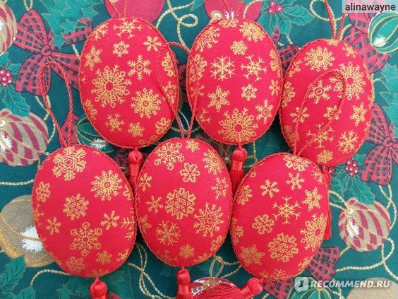 Набор для вышивания Aliexpress Top Quality Lovely Counted Cross Stitch Kit Ornament Santa Father Gift Christmas Tree Ornaments Dim 08755 фото