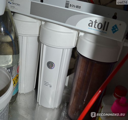 Фильтр Atoll для воды