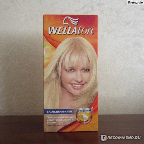 Wellaton Блондирование
