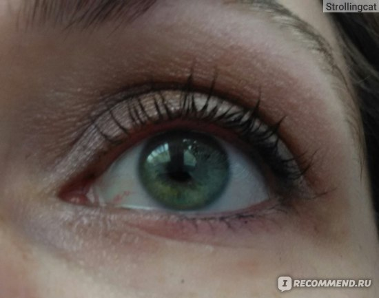 Запеченные тени для век Myriam Eyeshadow smoky eyes MK-211 фото
