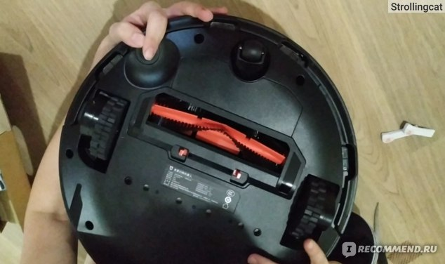Робот-пылесос Xiaomi Mijia Robot Vacuum Cleaner LDS Version STYJ02YM фото