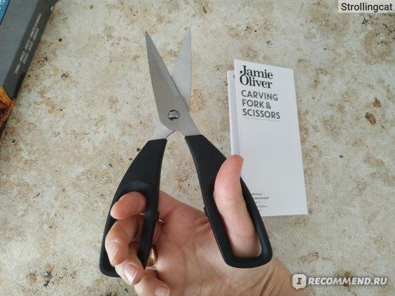 Ножницы кухонные Jamie Oliver арт. KN0342 фото