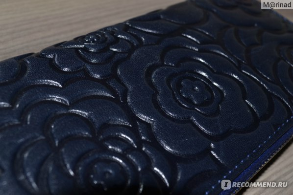 Кошелек женский Aliexpress Vintage Floral Wallet Women Genuine Leather Wallets Wallet Purse Long Zipper Cell Phone Purse Ladies Female Leather Purses 1123 фото