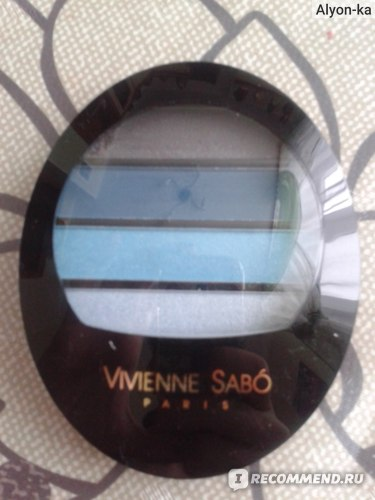 Тени для век Vivienne sabo Quatre Nuances фото