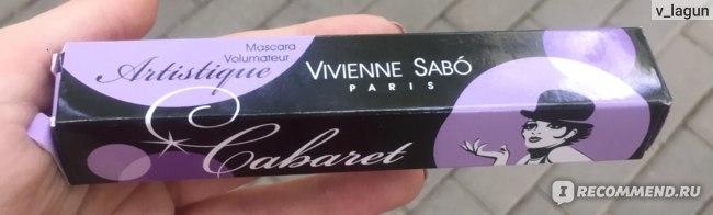 Тушь для ресниц Vivienne sabo Cabaret фото