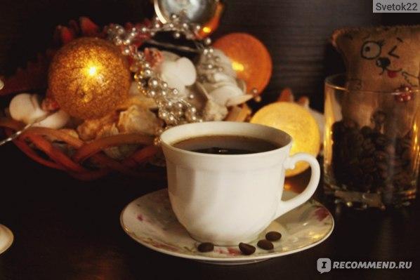 Кофе в зёрнах OV Global «BlackMark» фото
