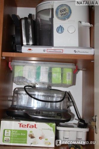 Тайный шкафчик для хранения моих помощниц